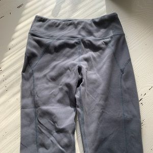 Free People Movement Grey Leggings NWOT